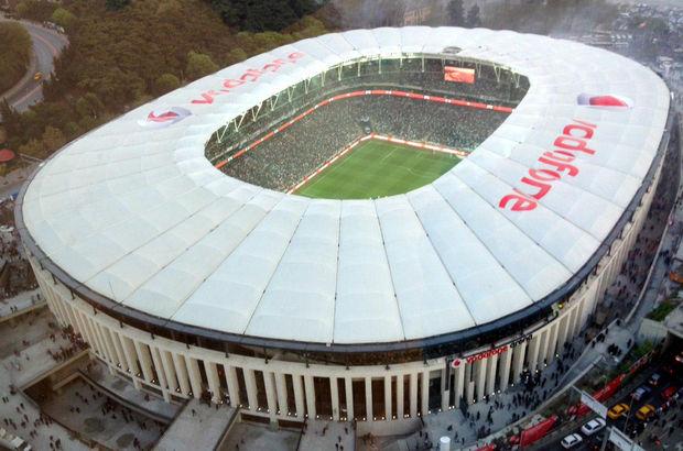 Vodafone Arena Beşiktaş