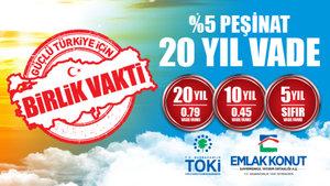Güçlü Türkiye için Birlik Vakti