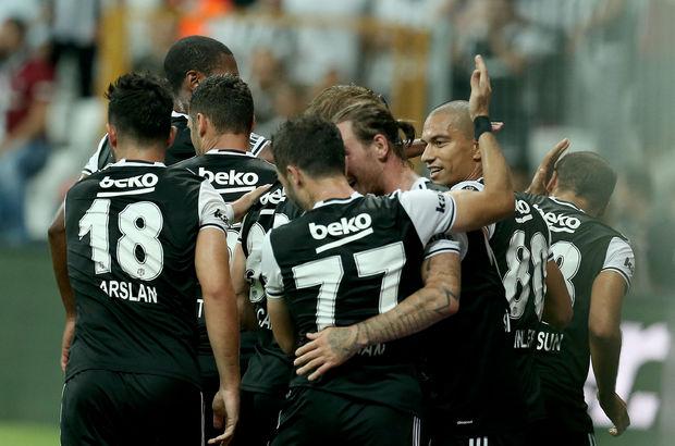 Beşiktaş Ersan Gülüm Demba Ba UEFA