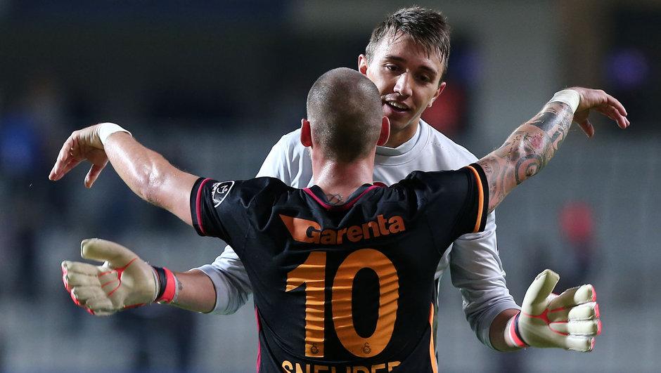 Galatasaray Fernando Muslera Medipol Başakşehir Ziraat Türkiye Kupası