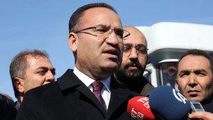 Adalet Bakanı Bozdağ: BM üzerine düşeni yapsaydı Suriye'de katliam çoktan son bulurdu