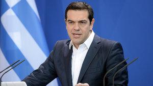 Yunanistan Başbakanı Çipras'tan Kardak açıklaması