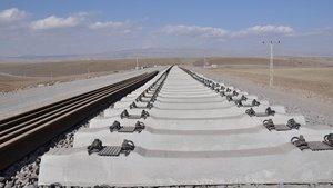 Tanzanya'daki demiryolu projesinin ilk ayağı Türk şirketten