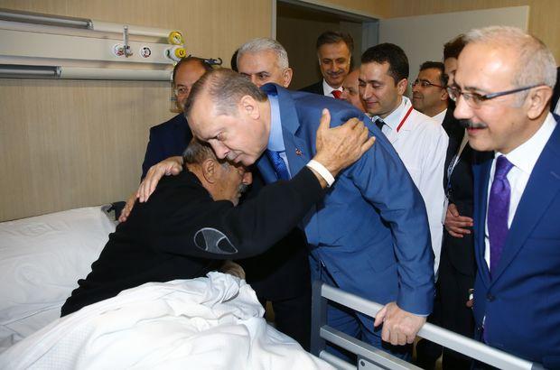 Recep Tayyip Erdoğan Mersin
