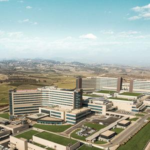 Türkiye'nin ilk şehir hastanesi bugün açılıyor!