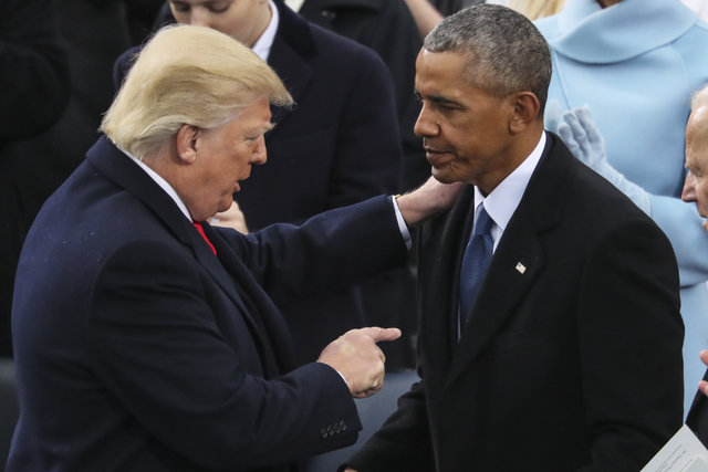 Trump, Obama'nın önerdiği PYD'ye silah verilmesi teklifini rafa kaldırdı