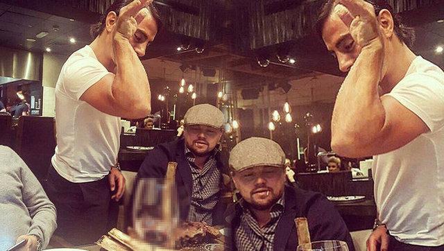 Leonardo Di Caprio caps'leri sosyal medyayı salladı