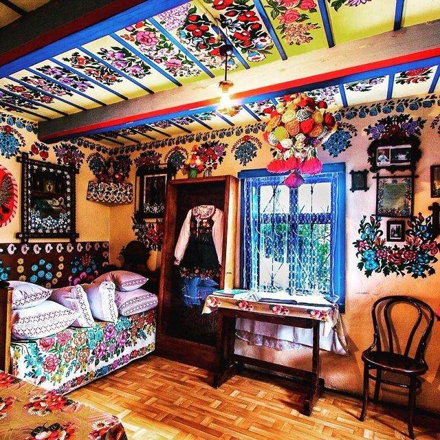 Dünyanın en güzel evi Polonya'da
