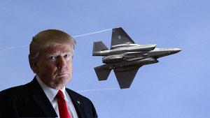 Donald Trump eleştirdi, F-35'lerin fiyatı düştü