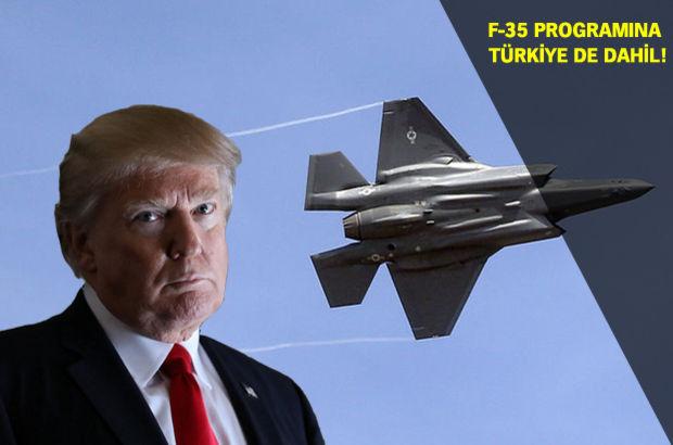 Donald Trump F-35