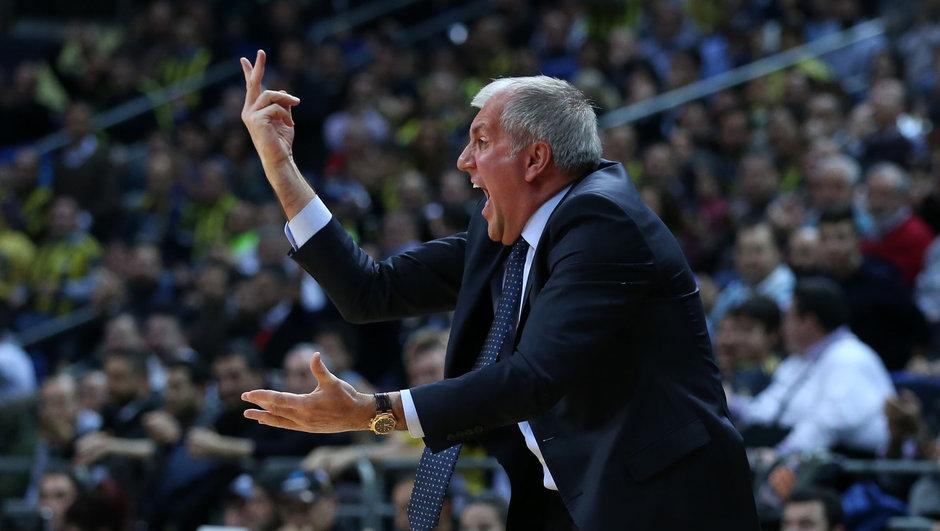 Zeljko Obradovic Fenerbahçe