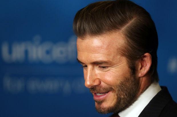 Beckham'ın mailleri hacklendi, içinden kraliyet unvanı çıktı!