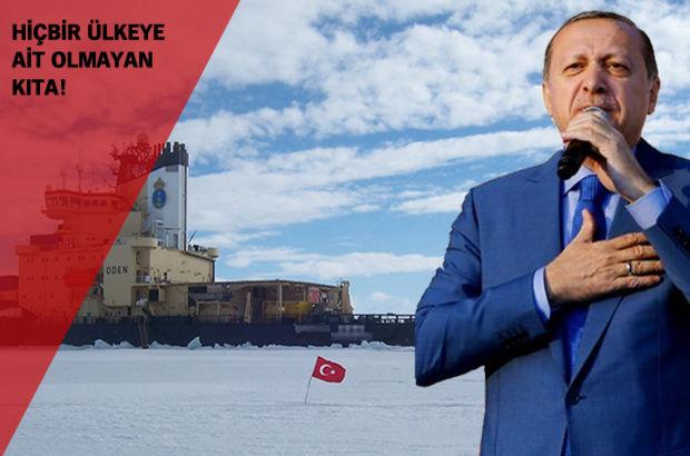 Türkiye, o topraklarda hak iddia edecek!