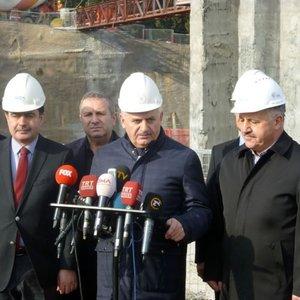 Başbakan Çamlıca için tarih verdi!