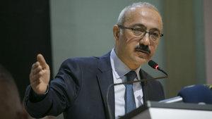 Bakan Lütfi Elvan'dan Cumhurbaşkanlığı sistemi açıklaması
