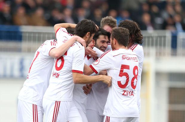 Tuzlaspor: 1 - Sivasspor: 4