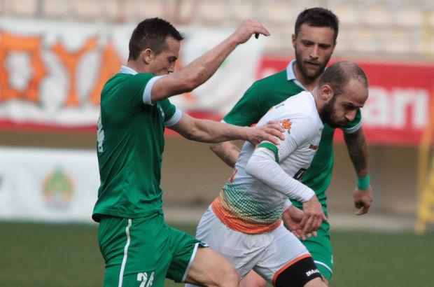 Aytemiz Alanyaspor: 3 - Pirin Blagoevgrad: 0