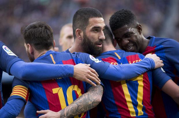 Barcelona: 3 - Athletic Bilbao: 0
