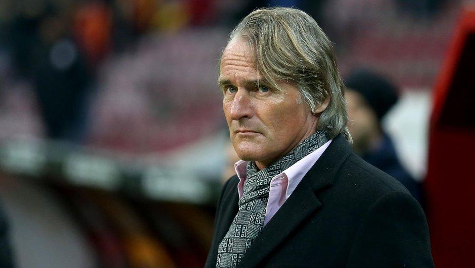 Jan Olde Riekerink Galatasaray Medipol Başakşehir Ziraat Türkiye Kupası