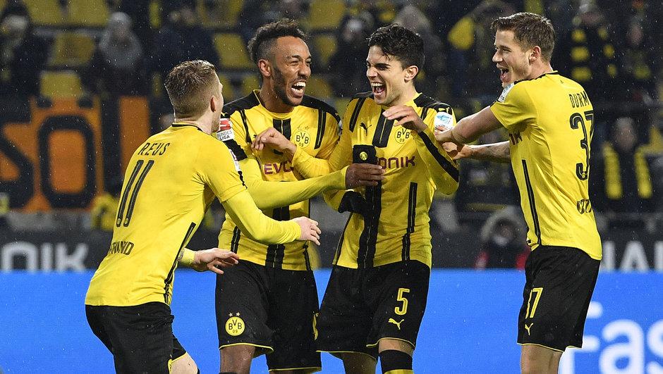 Borussia Dortmund: 1 - Red Bull Leipzig: 0