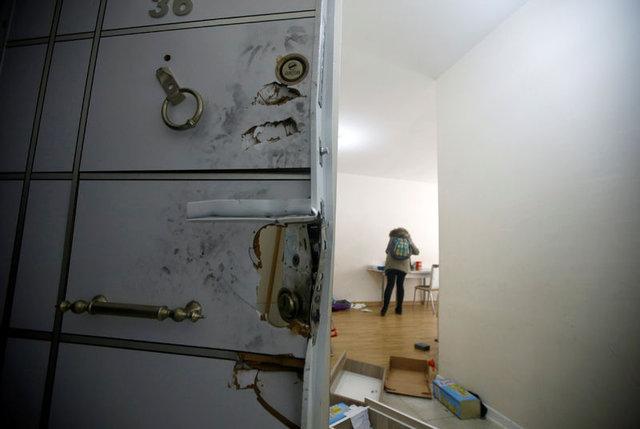 Reina canisinin eşi: Oğlumu İran'a götürdüler