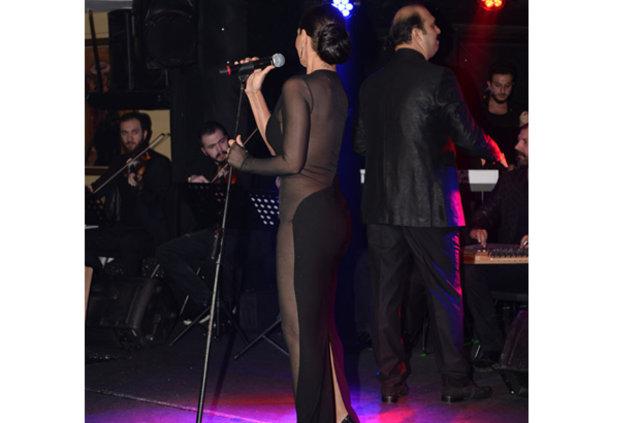 İpek Durkal: Bunun bir adım sonrası giyinmemek