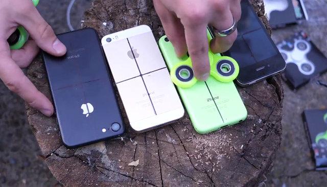 iPhone 7'den stres çarkı yaptılar!