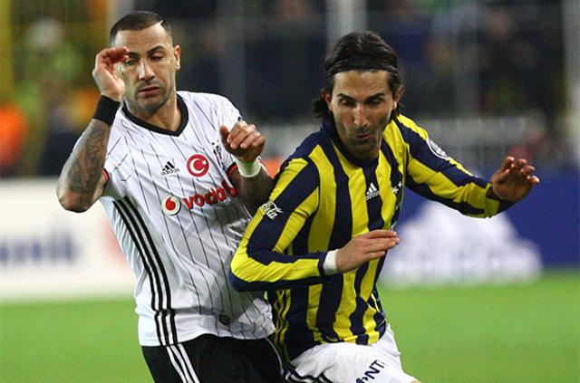 Beşiktaş-Fenerbahçe maçının muhtemel 11'leri!..
