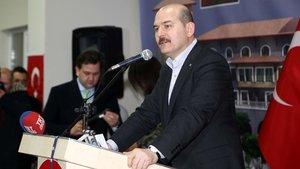 İçişleri Bakanı Soylu: DEAŞ, FETÖ, PKK ve KCK bir taraftan yönetiliyor
