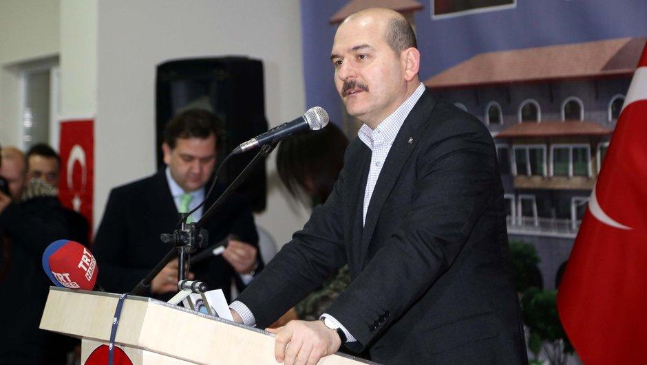 Süleyman Soylu DEAŞ PKK KCK FETÖ