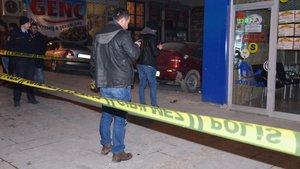 Malatya'da yoldan geçen bir genç ağır yaralandı