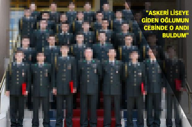 Mahmut B. FETÖ 15 Temmuz askeri lise