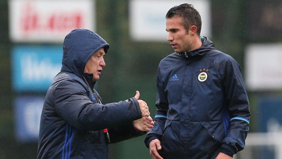 Beşiktaş Fenerbahçe Robin van Persie