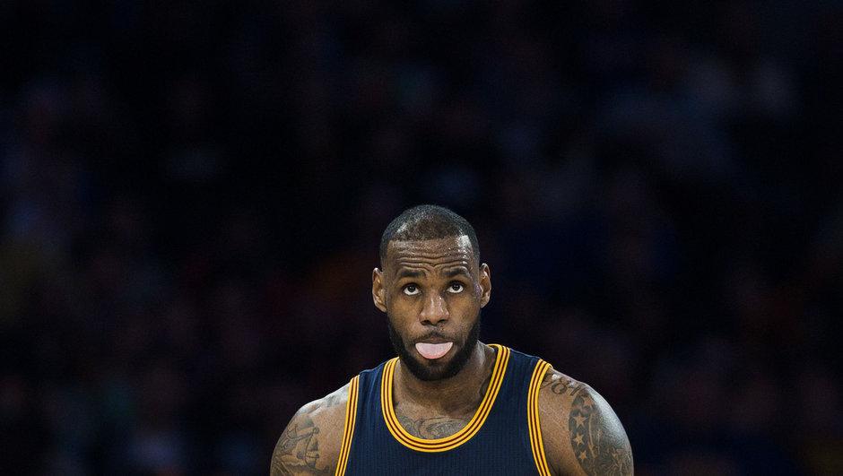 LeBron James Kobe Bryant NBA