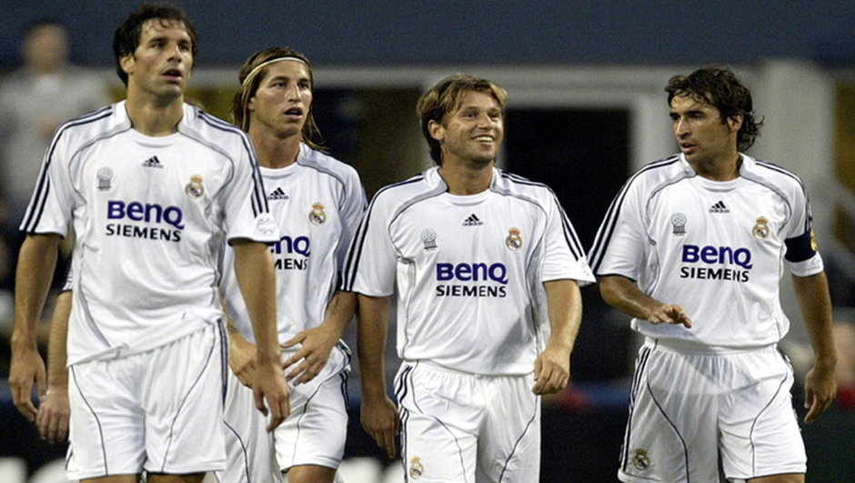Real Madrid Antonio Cassano