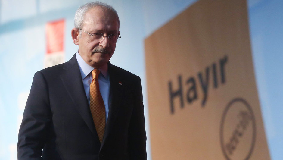 Kemal Kılıçdaroğlu, chp