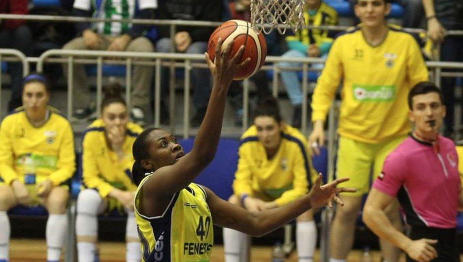 Fenerbahçe: 106 - Canik Belediyespor: 63