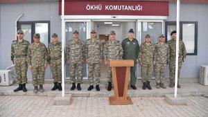 Org. Hulusi Akar Kilis'te birlikleri ziyaret ediyor
