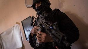 OHAL Fransa'sında askerler, silahlarını çaldırdı!