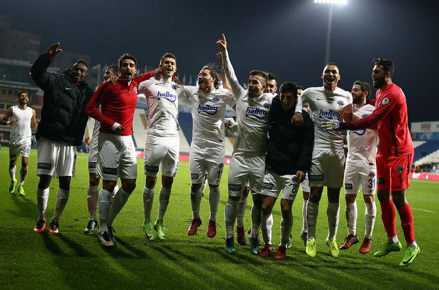 Kasımpaşa: 1 - Osmanlıspor: 0 (Ziraat Türkiye Kupası)