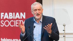 Jeremy Corbyn: Birlikte çay içmek, duvar inşa etmekten etkili