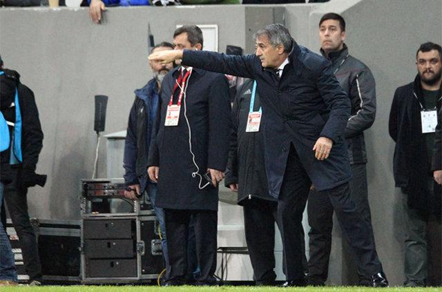 Şenol Güneş Fenerbahçe derbisi sonrası patladı