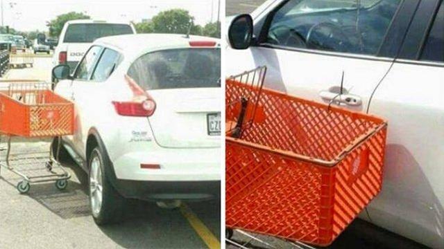 Aracını yanlış yere park edenler