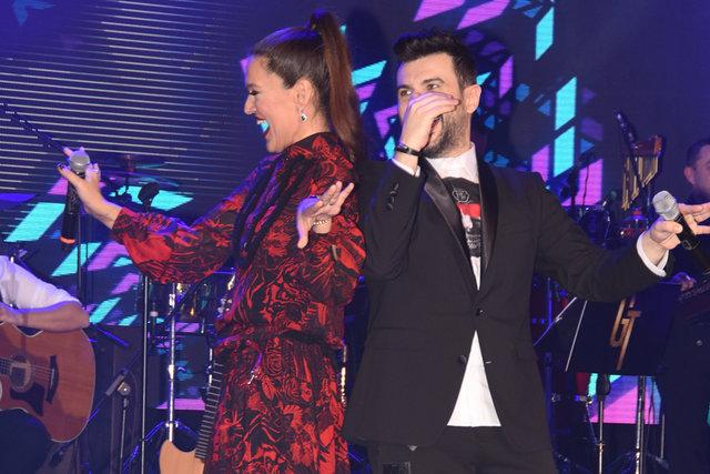 Gökhan Tepe, 20'nci yılını sahnede kutladı