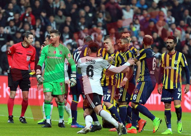 Beşiktaş - Fenerbahçe derbisinin faturası ağır olacak