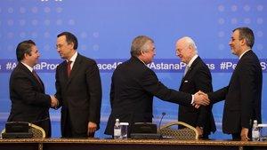 Astana görüşmelerine Ürdün de katılacak!