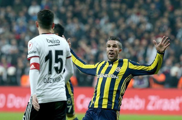 Beşiktaş - Fenerbahçe maç yazısı