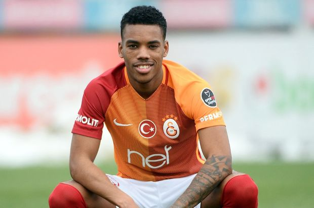 Yasin Öztekin Galatasaray Garry Rodrigues