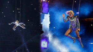 Lady Gaga, Super Bowl konserinde performansıyla büyüledi