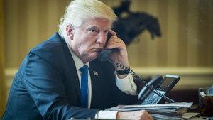 Trump'tan kritik NATO telefonu